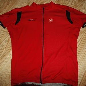 Castelli Large cycle shirt